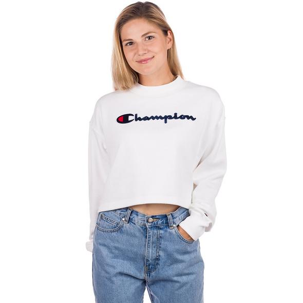 American Logo High Neck Sweater