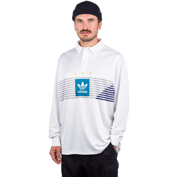 Elevated Rugby Longsleeve T-Shirt