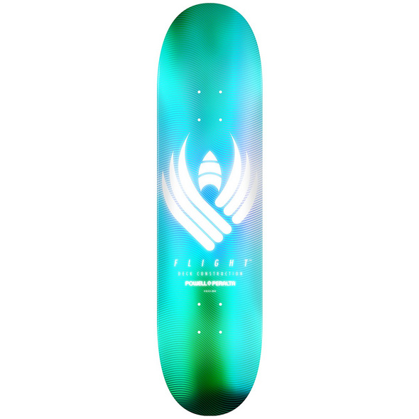 Flight Shape ML243 8.25 Glow Skate Deck Skate Deck