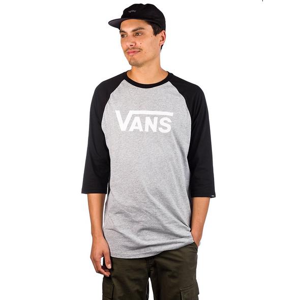 Classic Raglan Longsleeve T-Shirt