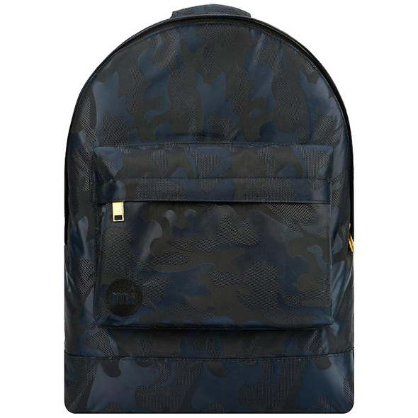 Satin Camo Backpack