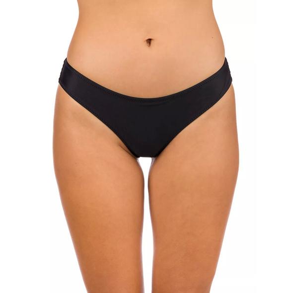 Simply Solid Cheekin Bikini Bottom