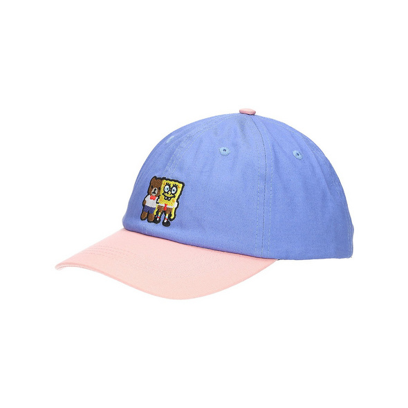 X Spongebob Color Block Cap