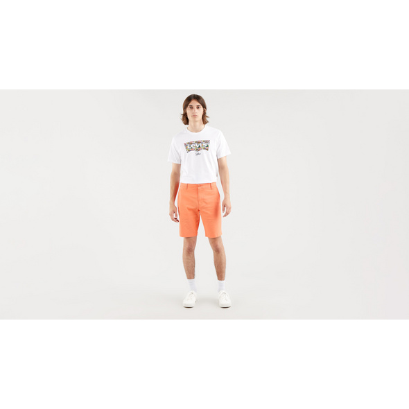 XX CHINO TAPER SHORT II CORAL QUARTZ S L