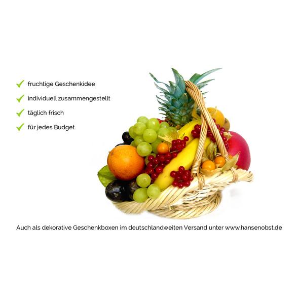Obstkorb Susanne  Exoten