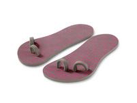 Lackierhilfe-Schuhe