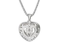Kette - Ornamental Silver