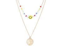 Kette - Smile Coin