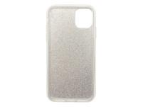 flexible Smartphonehülle - Glitter Bumper iPhone 11
