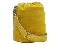 Bucket Bag aus Leder - June Bucket Bag S
