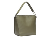 Große Handtasche im simplen Design - Clarice Hobo L