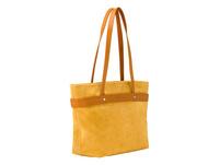 Tasche SoShopper Shopper M - Shopper mit aufgesetztem Kontrastband