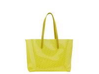 Tasche Logo Shopper L - Transparenter Shopper mit Logoprint