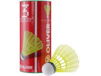 OLIVER Pro Tec grün - langsam Badmintonball