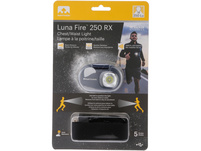 NATHAN Luna Fire 250 RX Chest / Waist light Stirnlampe LED