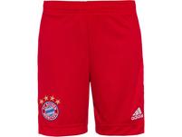adidas FC Bayern 20/21 Heim Fußballshorts Kinder