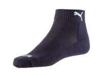 PUMA Cushioned Quarter 3er Pack Socken Pack
