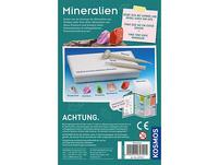 Ausgrabungs-Set Mineralien