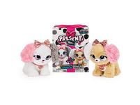 Present Pets - Interaktiver Plüschhund Fancy mit vielen Geräuschen und Funktionen, ab 5 Jahren