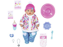 BABY born® Soft Touch Wintertime Girl 43 cm