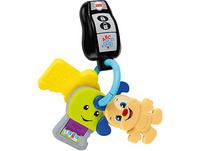 Fisher-Price Lernspaß Baby Schlüsselbund mit Licht und Geräuschen, Lernspielzeug