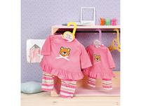 Dolly Moda Puppenkleidung Pyjama 38-46 cm