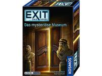 EXIT - Das Spiel - Das mysteriöse Museum - Level Einsteiger