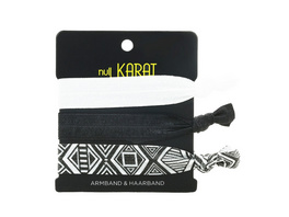 "Armband/Haarband ""Geometrisch"""