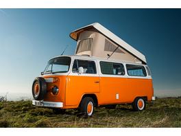 Camping-Urlaub ab Dresden im VW Bulli für bis zu 5 Personen