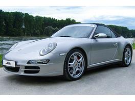Porsche 911 Carrera fahren für ein Wochenende