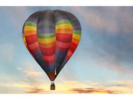 Romantische Ballonfahrt Ulm für 2