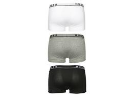 Boxershorts Trunk 3er Pack CO/EL
