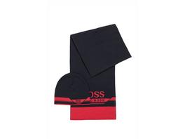 Schal und Mütze Geschenk-Set Aura