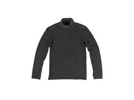 Rollkragen-Pullover aus Merinowolle