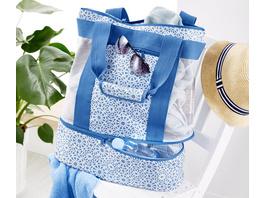 Strandtasche mit Kühlfach