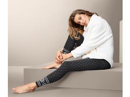 Leggings mit Alloverprint