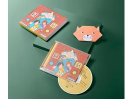 CD »Die Schule der magischen Tiere« und »Voller Löcher!«