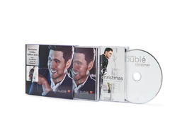 "Doppel-CD Michael Bublé ""Love Deluxe"" und ""Christmas Deluxe"""