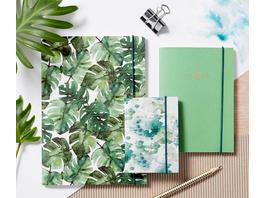 3 Notizbücher