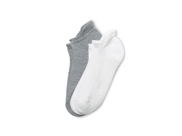 2 Paar Unisex Funktions-Sneakersocken