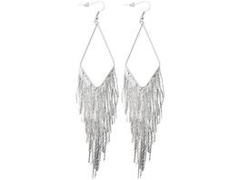 Ohrhänger - Silver Threads