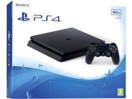 Sony Interactive Entertainment PlayStation 4 Slim 500GB Konsole