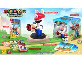 Nintendo Mario & Rabbids Kingdom Battle Collectors Edition