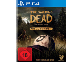 Warner Interactive The Walking Dead Collection