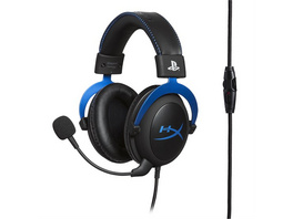 HyperX Cloud Headset - PS4