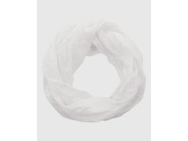 Edler Seidenloop in Weiß