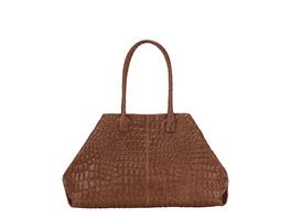 Shopper mit Krokoprägung - Malibu Chelsea Shopper L