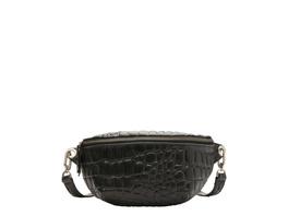 Gürteltasche mit Krokoprägung - Belt Bag