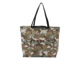 Camouflage Shopper aus Canvas - Aurora Shopper L