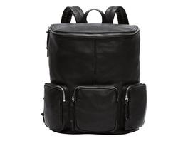 Rucksack aus Lammleder - Tamora Backpack L